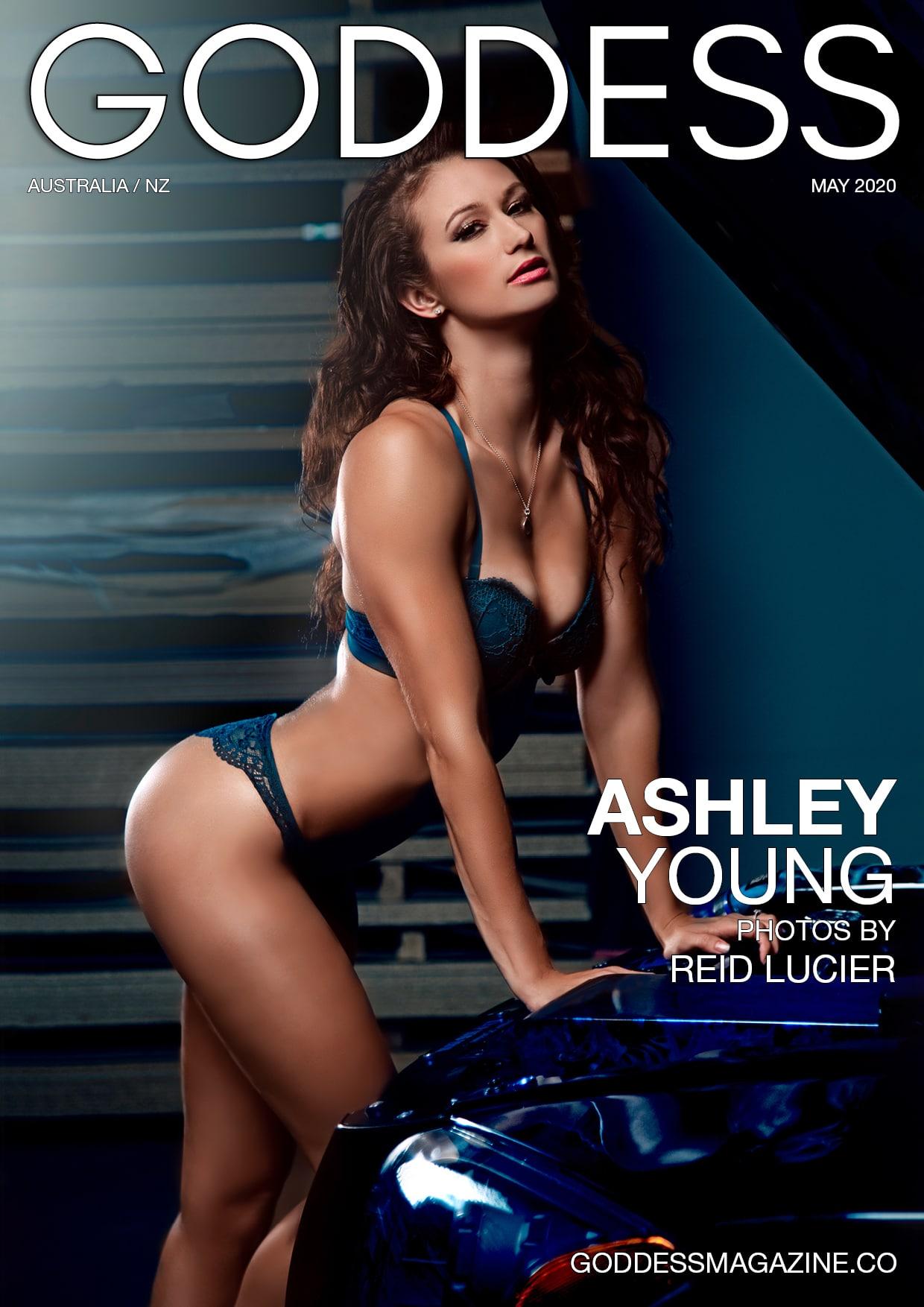 Goddess Magazine - May 2020 - Ashley Young