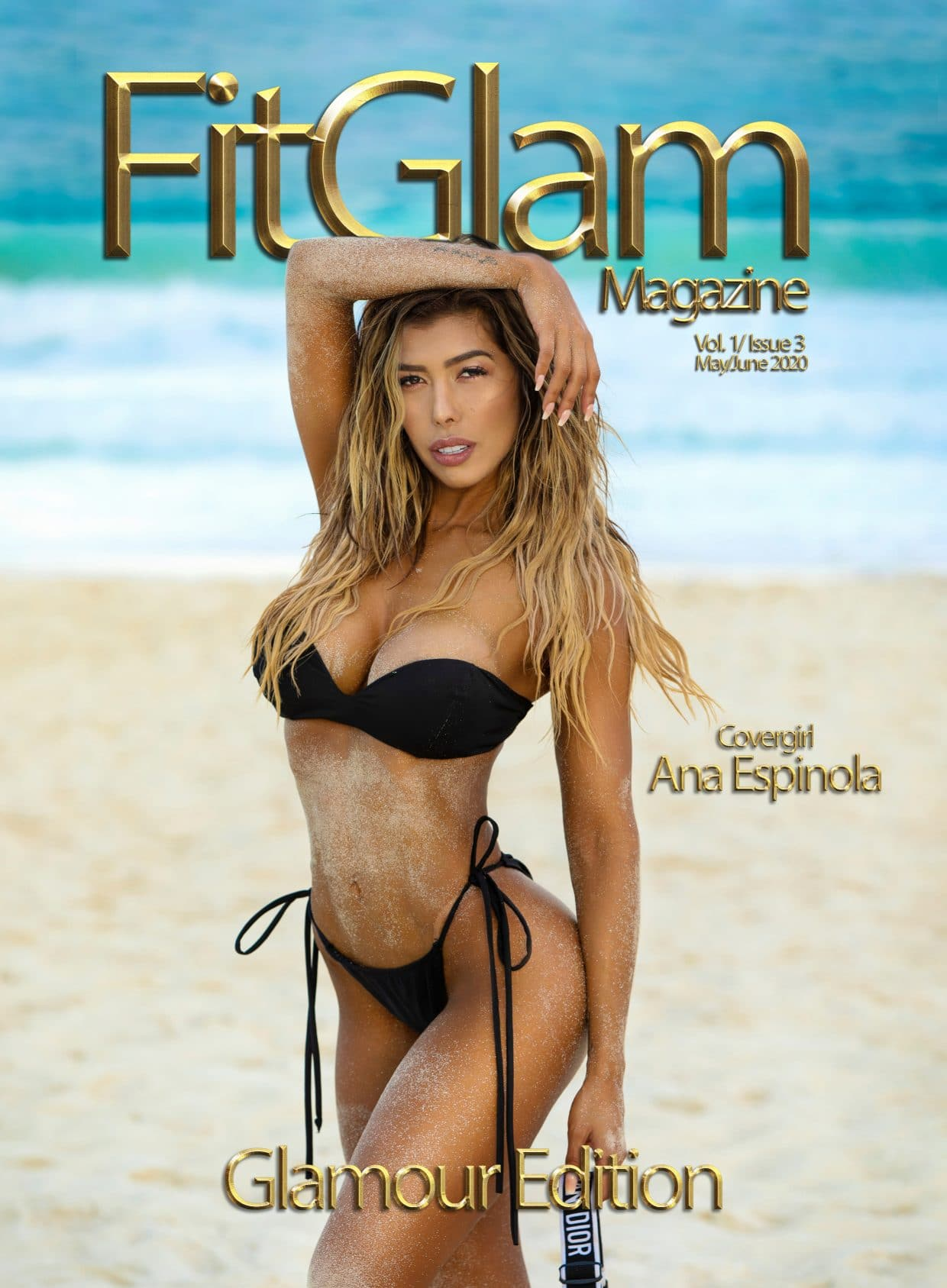 Fit Glam Magazine - May 2020