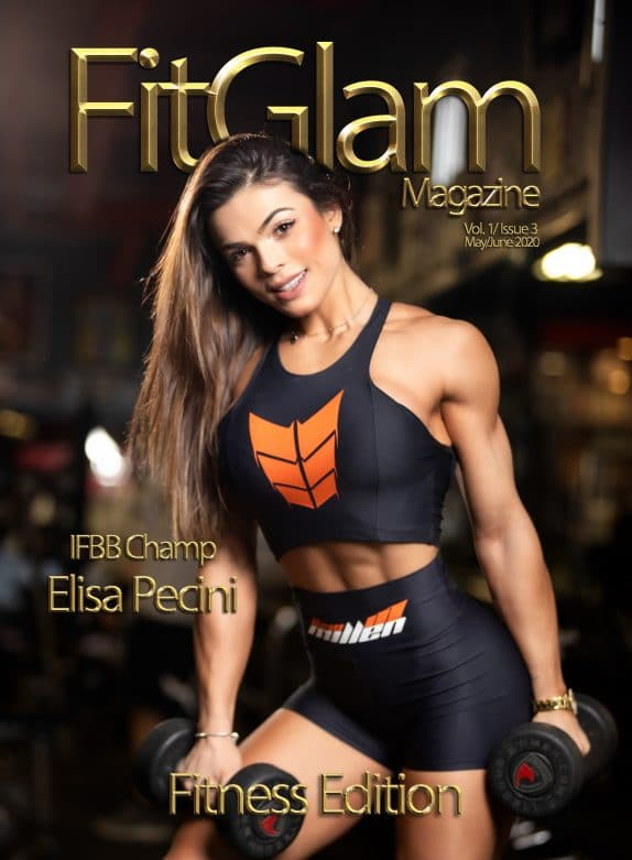 Fit Glam Magazine - May 2020 - Fitness Edition