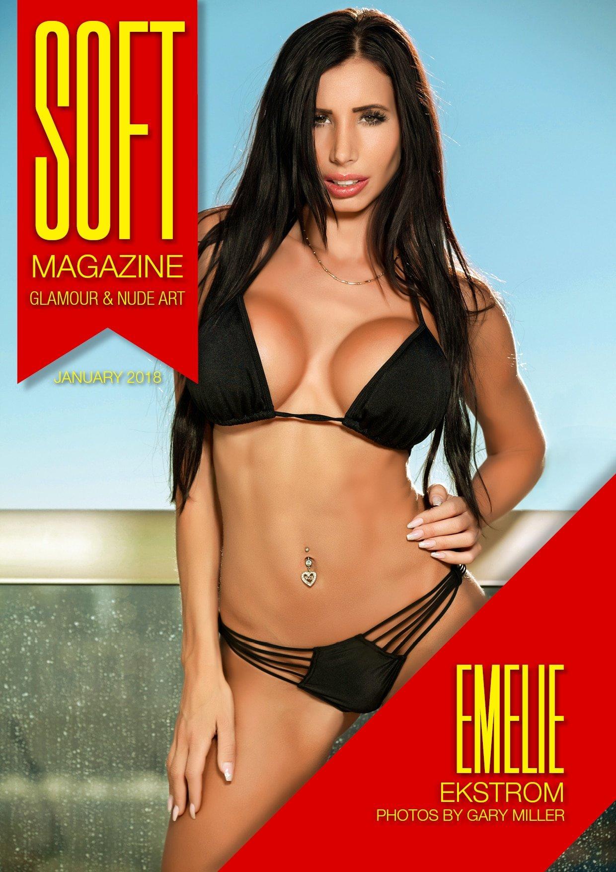 Soft Magazine - January 2018 - Emelie Ekstrom