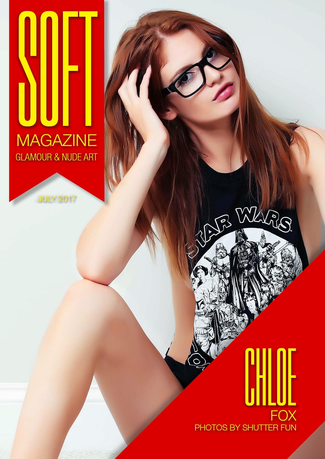 Soft Magazine - July 2017 - Chloe Fox