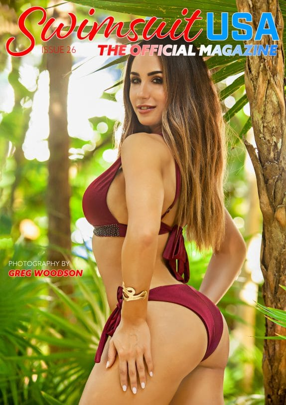 Swimsuit USA Magazine - Issue 26 - Emily Daffas