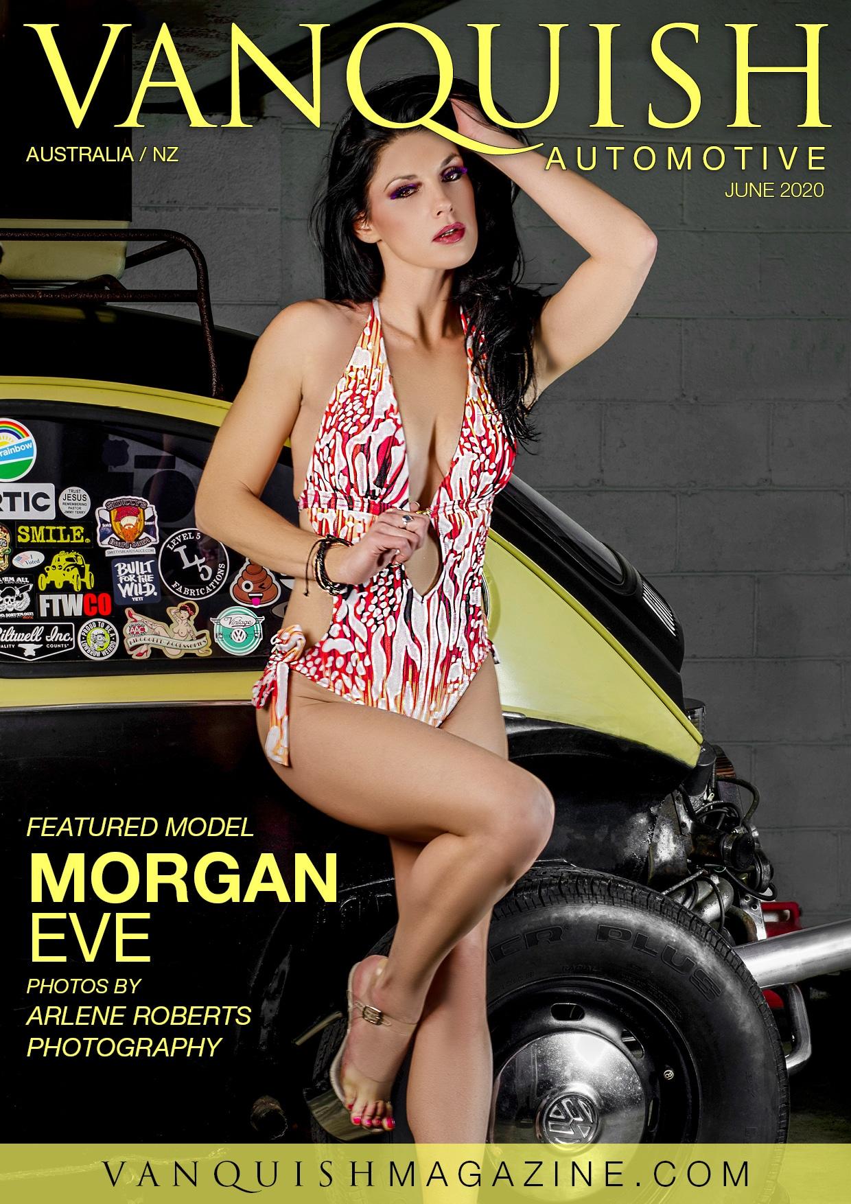 Vanquish Automotive - June 2020 - Morgan Eve