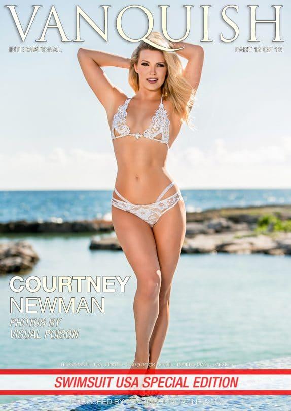 Vanquish Magazine - Swimsuit USA 2018 - Part 12 - Courtney Newman