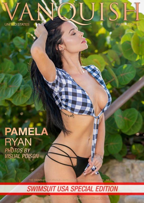 Vanquish Magazine - Swimsuit USA 2018 - Part 12 - Pamela Ryan