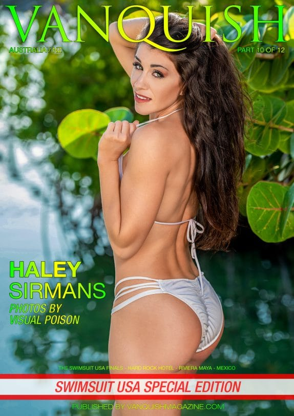Vanquish Magazine - Swimsuit USA 2018 - Part 10 - Haley Sirmans