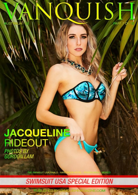 Vanquish Magazine - Swimsuit USA 2018 - Part 7 - Jacqueline Rideout