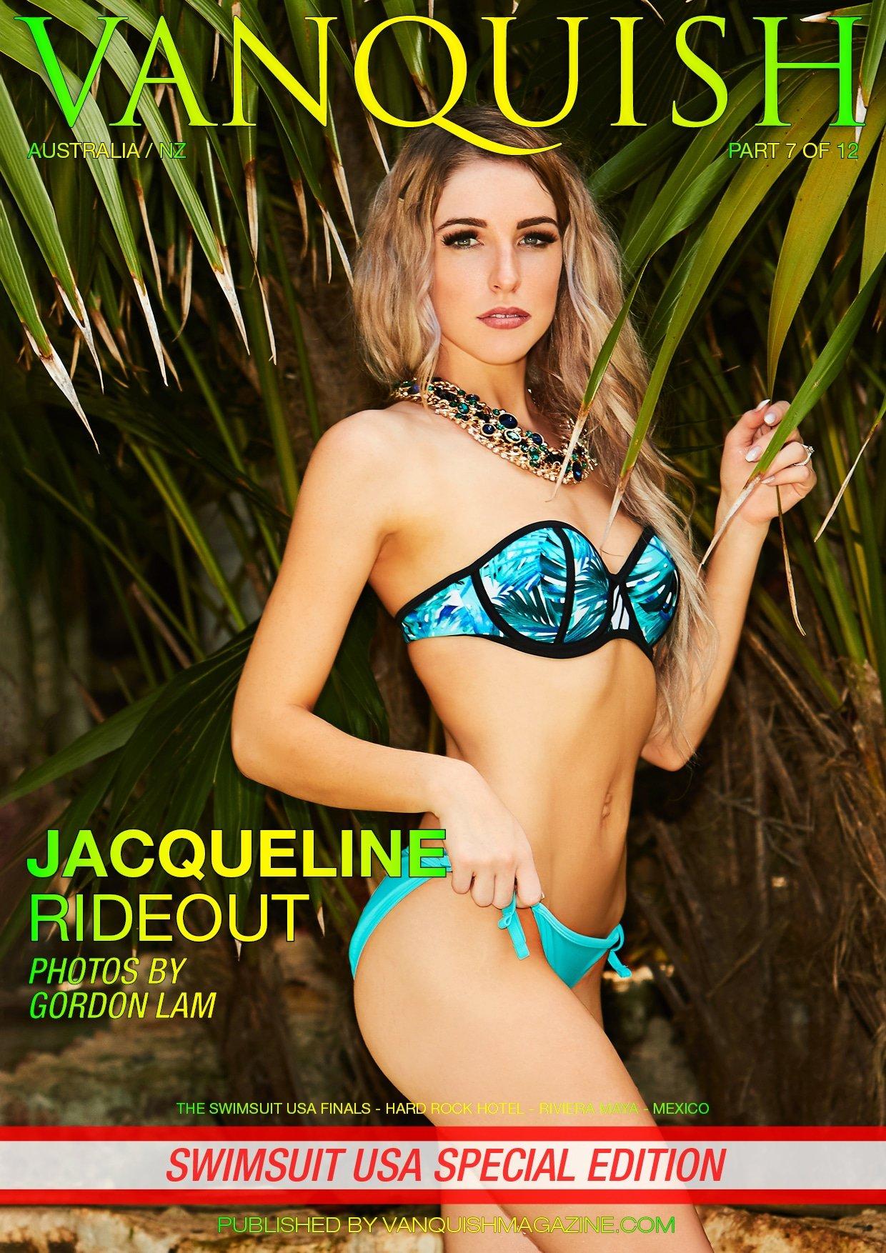 Vanquish Magazine - Swimsuit USA 2018 - Part 7 - Jacqueline Rideout