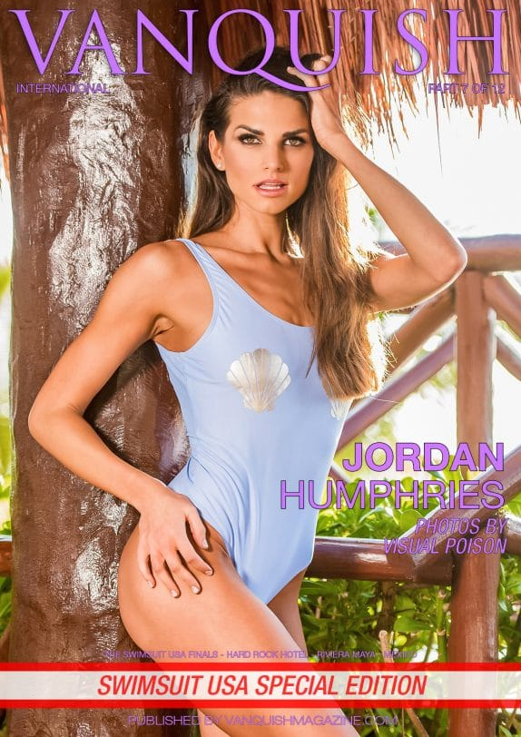Vanquish Magazine - Swimsuit USA 2018 - Part 7 - Jordan Humphries