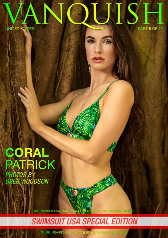 Vanquish Magazine - Swimsuit USA 2018 - Part 8 - Coral Patrick