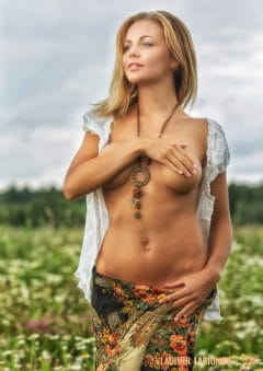 Vladimir Larionov MicroMAG – Angela Shukurova – Issue 5
