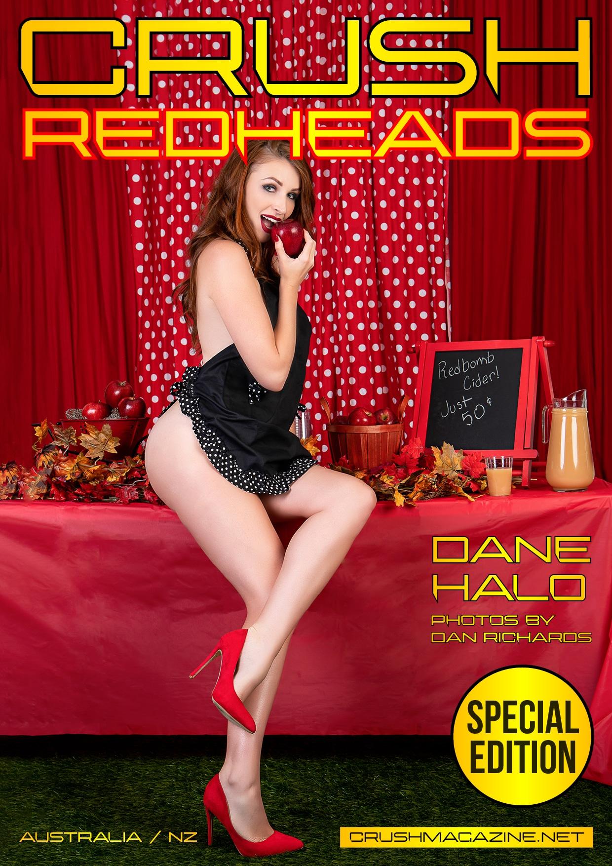 Crush Redheads - June 2020 - Dane Halo