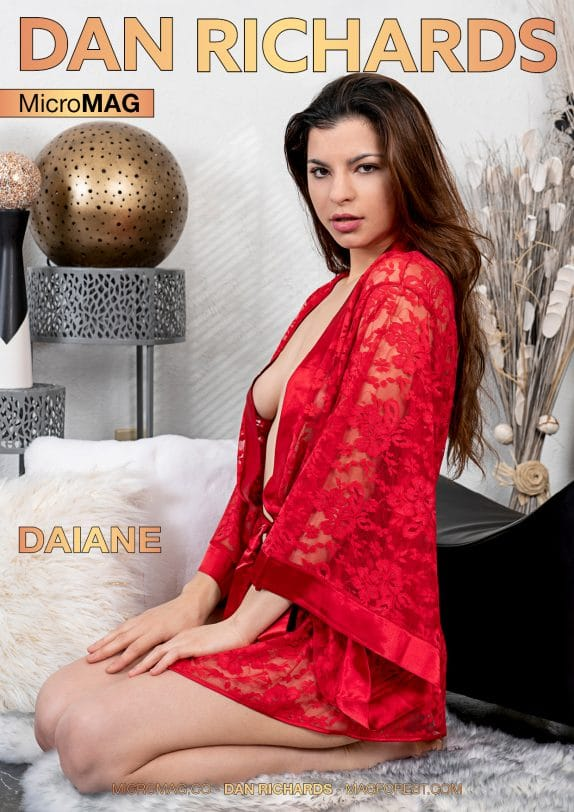 Dan Richards MicroMAG - Daiane