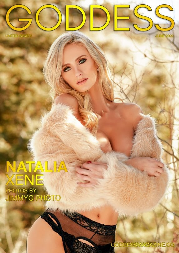 Goddess Magazine - June 2020 - Natalia Xene