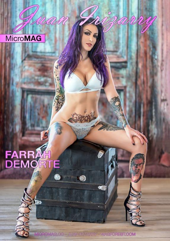 Juan Irizarry MicroMAG - Farrah DeMorte