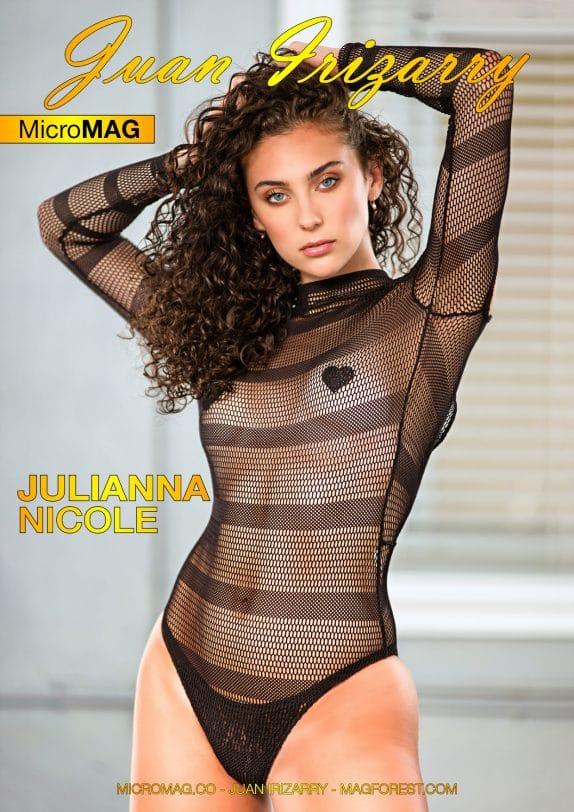 Juan Irizarry MicroMAG - Julianna Nicole