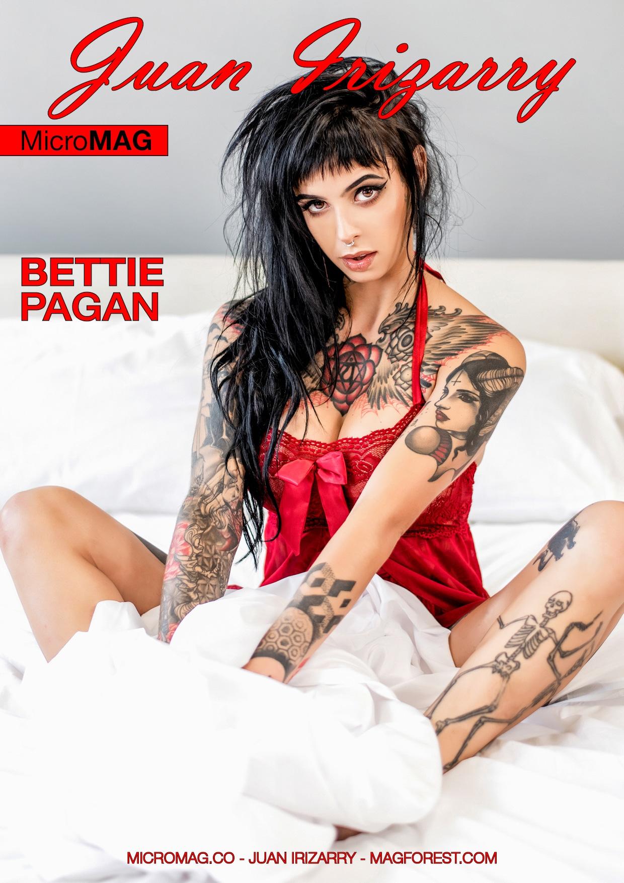 Juan Irizarry MicroMAG - Bettie Pagan - Issue 2