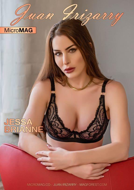 Juan Irizarry MicroMAG - Jessa Brianne - Issue 3