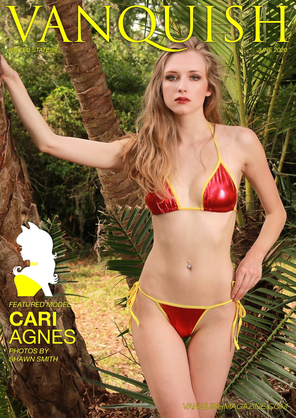 Vanquish Magazine - June 2020 - Cari Agnes