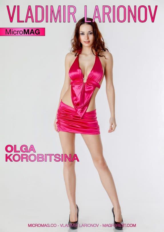 Vladimir Larionov MicroMAG - Olga Korobitsina - Issue 5