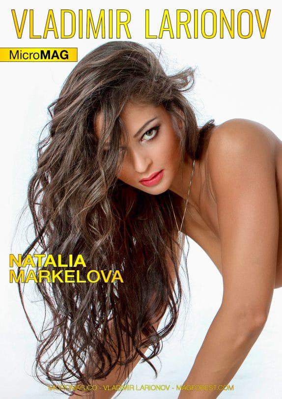 Vladimir Larionov MicroMAG - Natalia Markelova - Issue 7