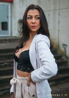 Goddess Magazine – July 2020 – Megan DeLuca
