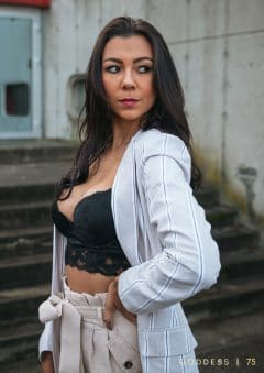 Goddess Magazine – July 2020 – Veronica LaVery