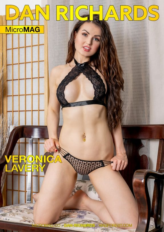 Dan Richards MicroMAG - Veronica LaVery