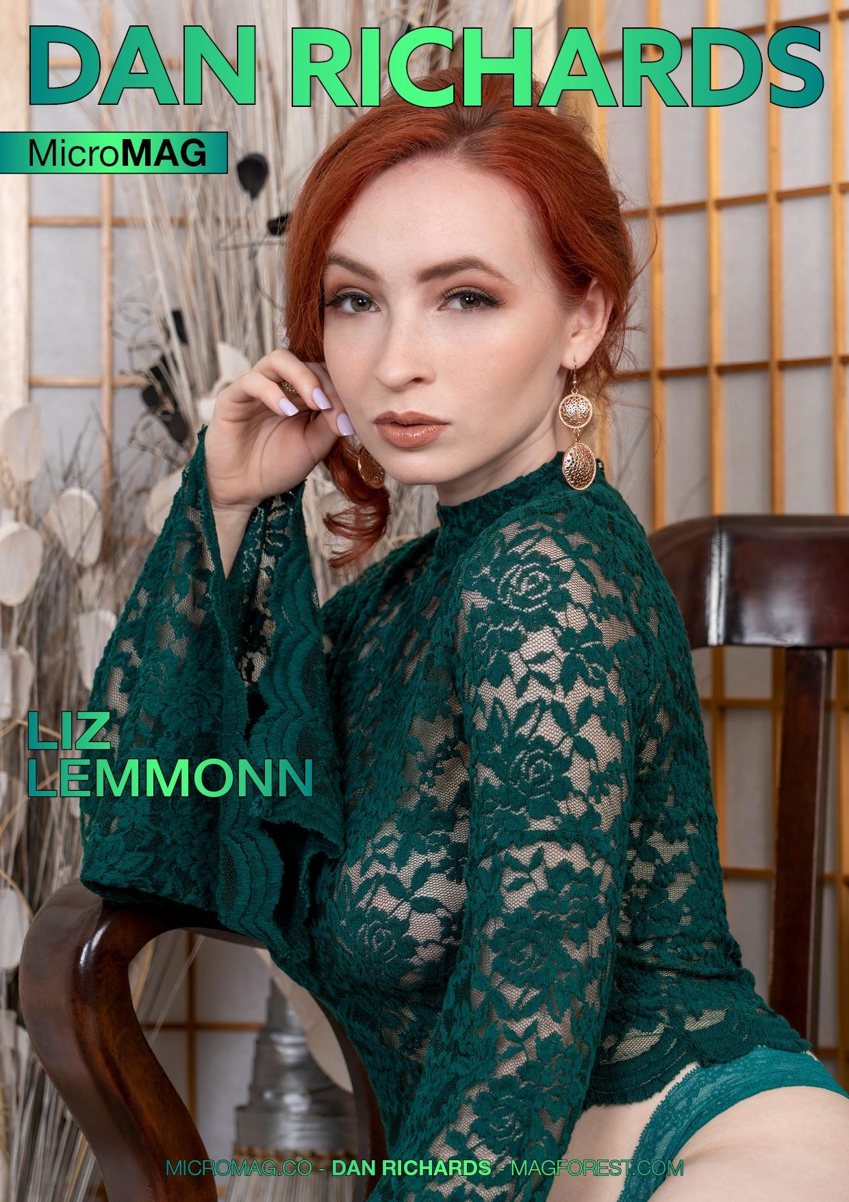 Dan Richards MicroMAG - Liz Lemmonn - Issue 5