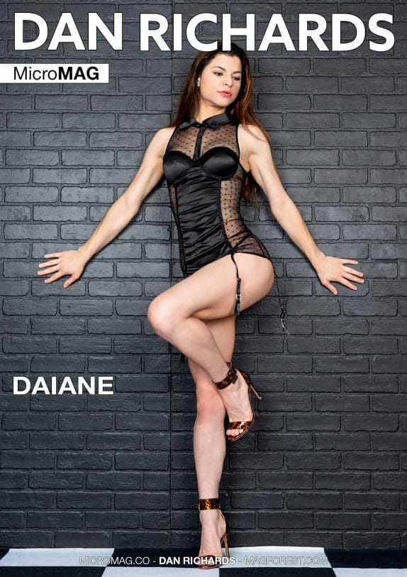 Dan Richards MicroMAG - Daiane - Issue 2