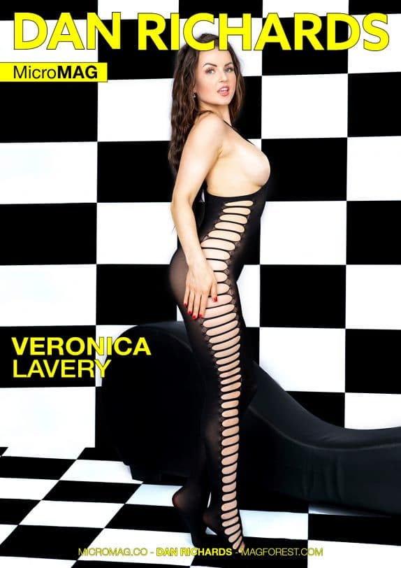 Dan Richards MicroMAG - Veronica LaVery - Issue 2