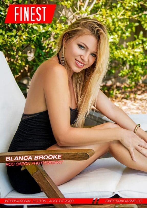 Finest Magazine – August 2020 – Blanca Brooke