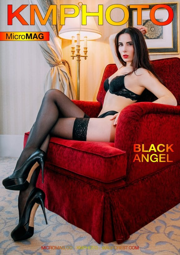 KMphoto MicroMAG - Black Angel