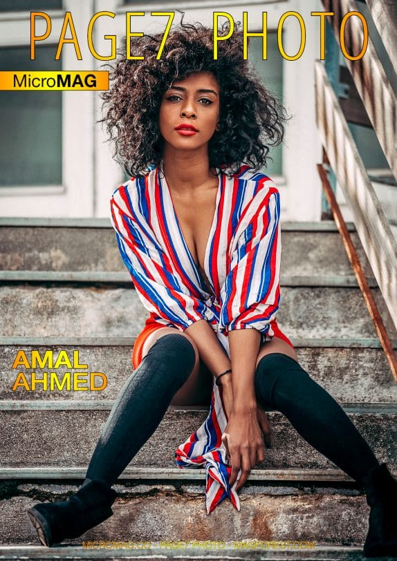 PAGE7 Photo MicroMAG - Amal Ahmed - Issue 2