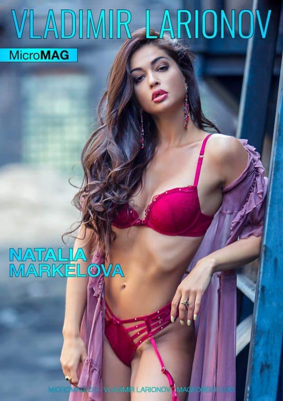 Vladimir Larionov MicroMAG - Natalia Markelova - Issue 8