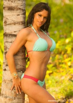 Swimsuit USA MicroMAG – Julie Gauthier – Issue 2