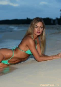 Swimsuit USA MicroMAG – Keslyn Hart