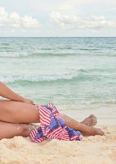 Swimsuit USA MicroMAG – Kourtney Nealy