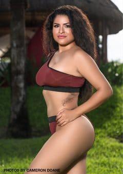 Swimsuit USA MicroMAG – Melissa Martinez