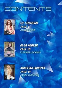 Crush Magazine – August 2020 – Olga Kobzar