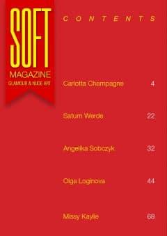 Soft Magazine – August 2020 – Carlotta Champagne