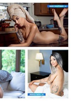 INKX Magazine – August 2020 – Madi Hauffman