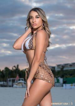 Swimsuit USA MicroMAG – Ana Hablinski – Issue 4