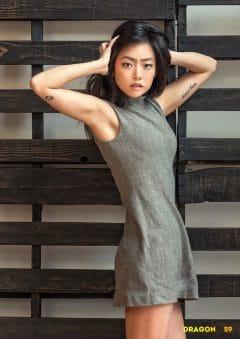 Dragon Magazine – August 2020 – Dahee Michelle