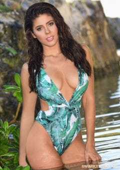 Swimsuit USA MicroMAG – Sierra Nowak – Issue 4