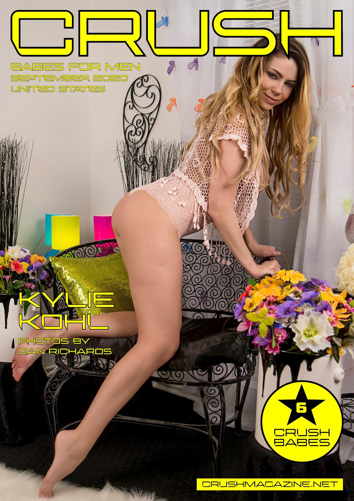 Crush Magazine - September 2020 - Kylie Kohl