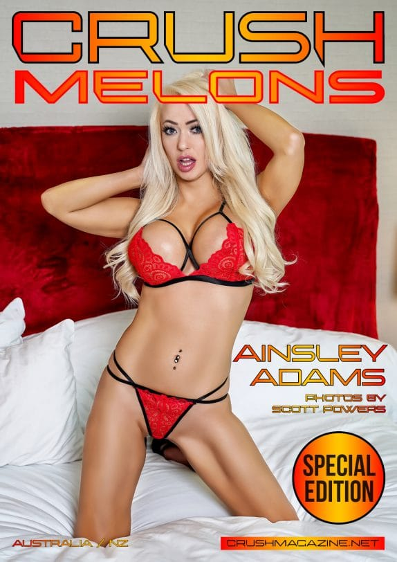 Crush Melons - September 2020 - Ainsley Adams