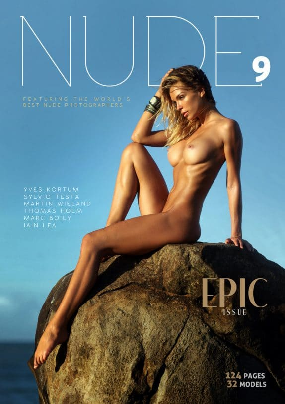 Nude Magazine - Numero 9 - Epic Issue
