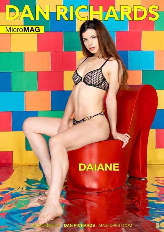 Dan Richards MicroMAG - Daiane - Issue 3