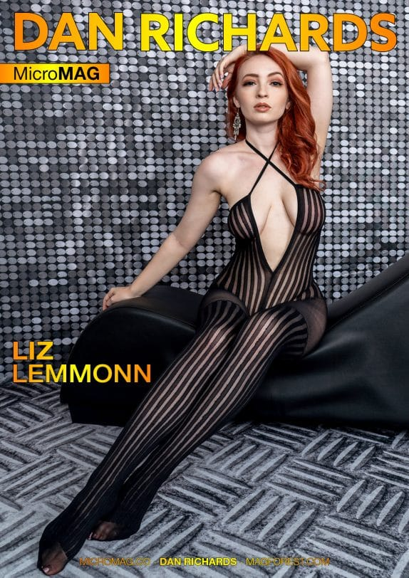 Dan Richards MicroMAG - Liz Lemmonn - Issue 6